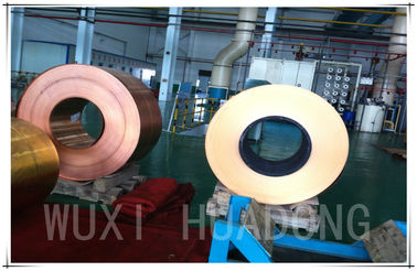 Industry 200mm Pipe Continuous Brass Casting Equipment Horizontal Type