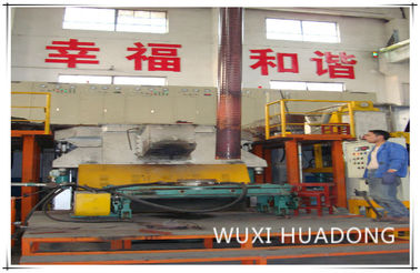 Semi Vertical Continuous Casting Machine Lead Ingot For 12 Inch Billets