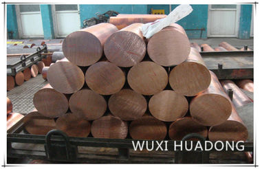 Round Billet Red Copper Semi Continuous Casting Equipment With 600KW Smelting Furnace