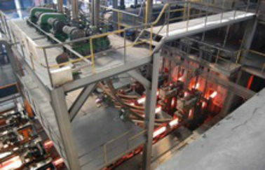 Double Strand Billet Continuous Casting Machine Automatic For 80x80 Steel Billets