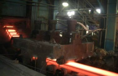 Electric Slab CCM Continuous Casting Of Steel Billets R6M 150x300