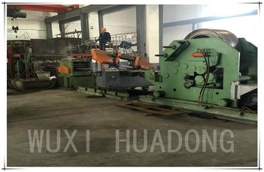 Single Strand Slab Continuous Casting Machine For 200mm x 16mm Nickel Cupronickel Strip
