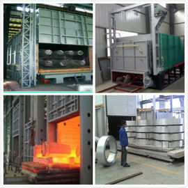 High Efficiency Bogie Hearth Furnace Multiple District Heating Frequency 60Hz