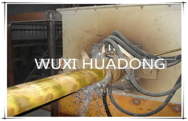 China Tin Phosphor Brass Tubes Horizontal Casting Machine Continuous CCM supplier