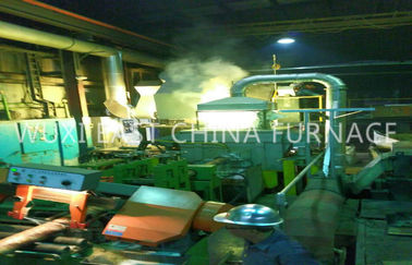 Bronze Plate Strip Pipe Rod Horizontal Continue Casting Machine 2 Double Strand