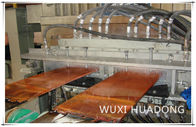 China Rectangular Billet Copper Continuous Casting Machine With Melting And Holding Furnace company