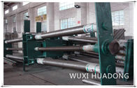 China Continuous Lead Ingot Casting Machine 1200kw Smelting Furnace 10 Ton Brass Flat Billets factory