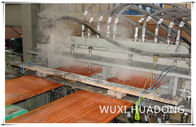 China Oxgen Free Copper Slab Continuous Casting Machine 430 kWh/t Power Consumption factory