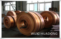 China Copper Strip Slab Continuous Casting Machine Horizontal With Melting And Holding Furnace factory