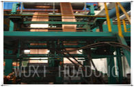 China Copper Automatic Continuous Casting Plant Dual Strand 450x14 mm Strip factory