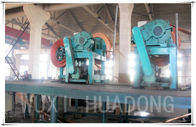 China High Speed Upward Continuous Casting Equipment 380V For Copper Strip factory