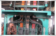 China 50HZ Upward Continuous Casting Machine For Copper Magnesium Alloy Strip factory