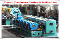 China Oval Circular Holes Φ250 Cold Rolling Mill , Copper Rod Two Roll Mill factory