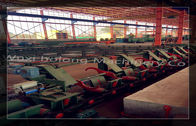 China High Stiffness Hot Rolling Mill Production Line Annual Output 100000Tons factory