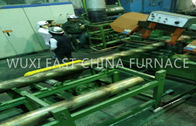 China Single Strand Horizontal Continuous Casting Machine Brass Bar D220mm company