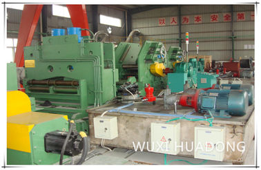 China Horizontal Copper Continuous Casting Machine , Tin Phosphors Bronze Strip Billet CCM distributor