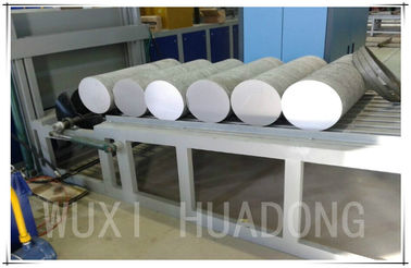 China Two Lead Blooms Magnesium Aluminium Ingot Casting Machine Speed 400 mm/min distributor