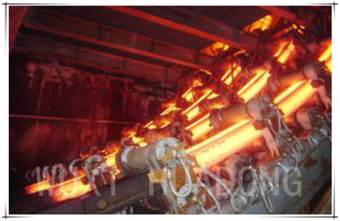 China 120×120 mm R6M Steel Billet Continuous Casting Machine Automatic Control System distributor
