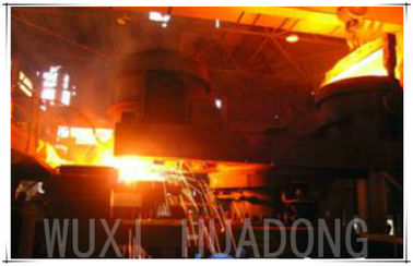 China Automatic Steel Continuous Casting Machine , 150×150 mm R6M Billet CCM Machinery distributor
