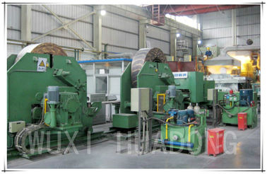 China Medium Frequency Slab Continuous Casting Machine , CCM Strip Casting Machine distributor