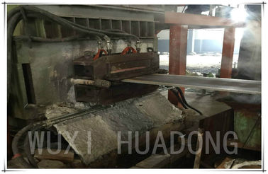 China 250kw Melting Furnace CCM Slab Strip Casting Machine 300 kg/h Production distributor