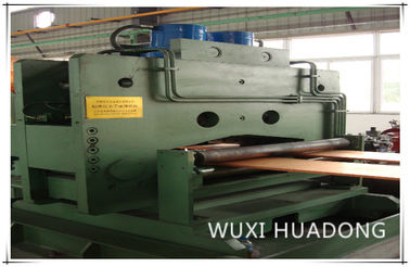 China Alloy Copper Plate Strip Casting Machine Slab Continuous Two Strand distributor