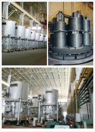 China High Productivity Bell Annealing Furnace , Steel Wire Annealing Furnace distributor