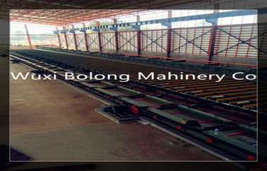 China Automatic Hot Rolled Deformed Bar Rolling Mill Equipment 8 T/H - 20 T/H Hourly Output distributor
