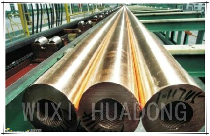 3 Strands Horizontal CCM Continuous Casting Machine For 95x25 Red Copper Pipes
